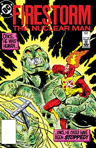 The Fury of Firestorm (1982-1990) #52