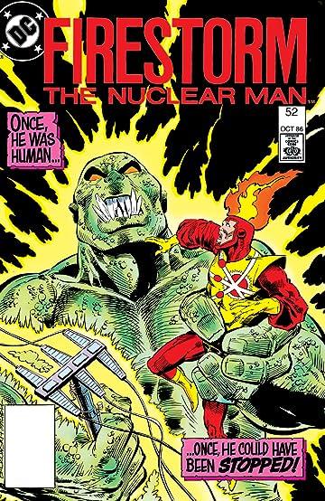 The Fury of Firestorm (1982-1990) #52
