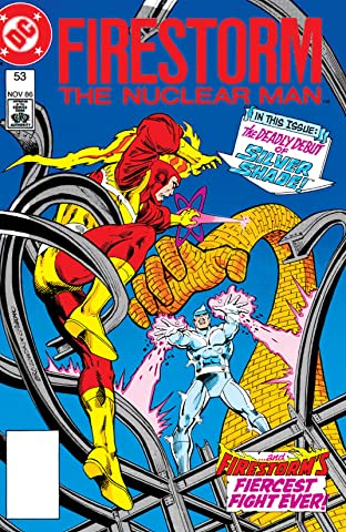 The Fury of Firestorm (1982-1990) #53