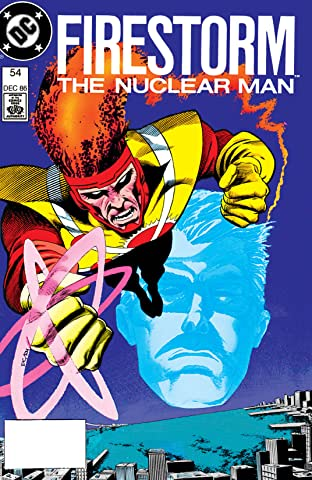The Fury of Firestorm (1982-1990) #54