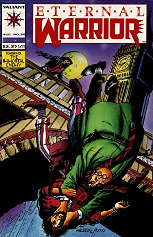 Eternal Warrior (1992-1996) #24