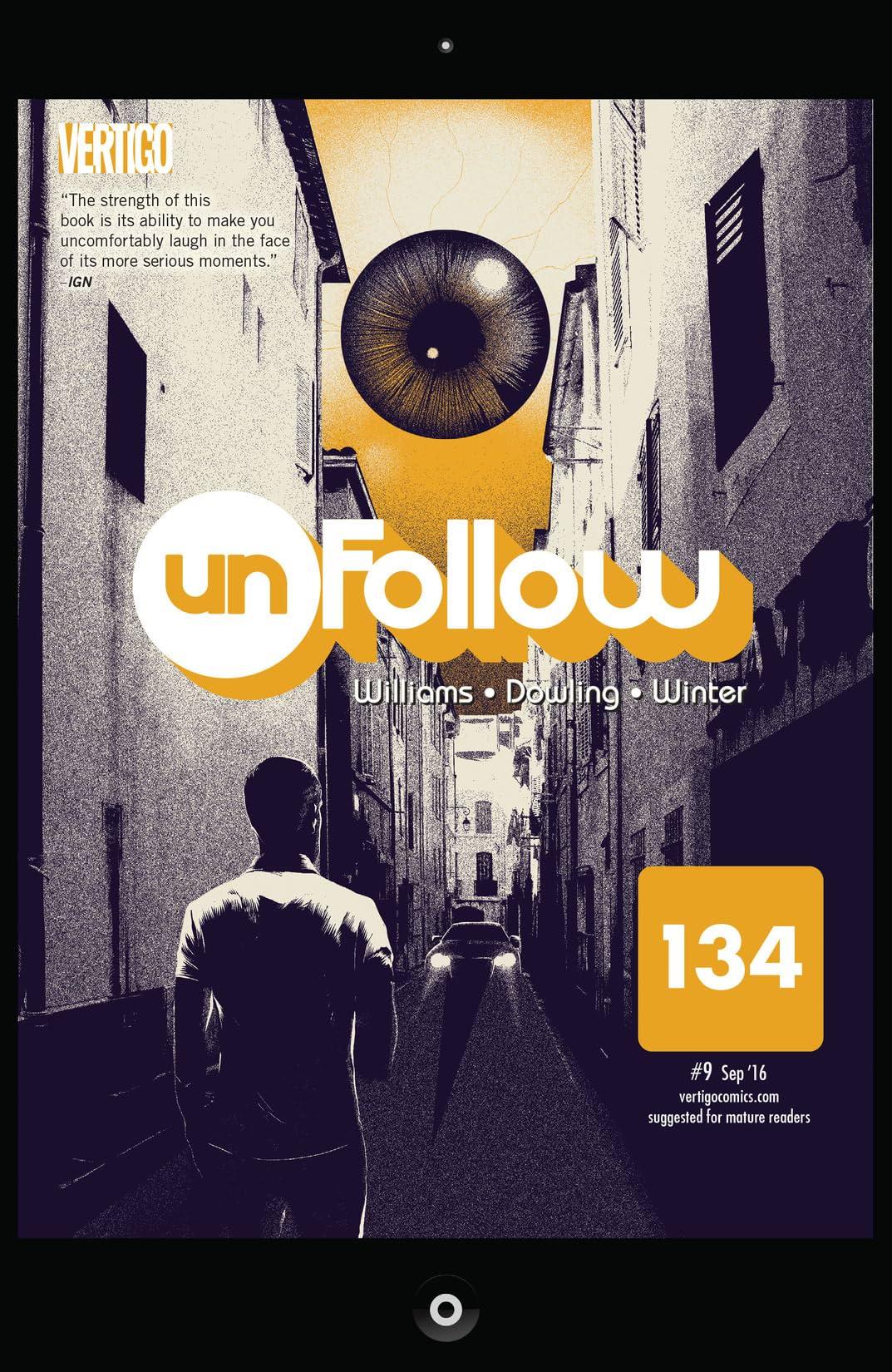 Unfollow (2015-2017) #9