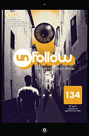 Unfollow (2015-2017) No.9
