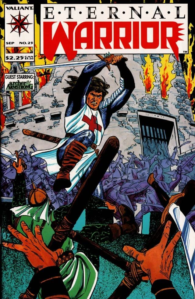 Eternal Warrior (1992-1996) #25