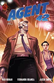 Agent 42 #1 (of 4)