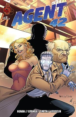 Agent 42 #2