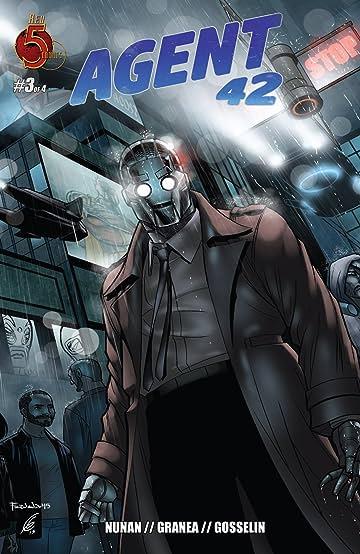 Agent 42 #3 (of 4)
