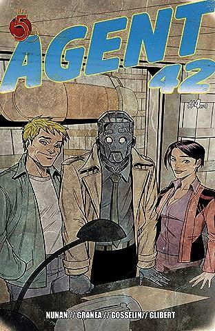 Agent 42 #4