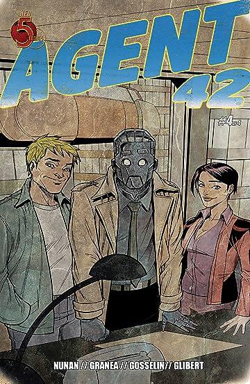 Agent 42 #4 (of 4)