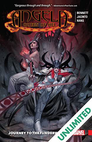 Angela: Queen of Hel - Journey To The Funderworld