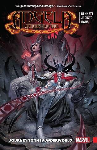 Angela: Queen of Hel - Journey To The Funderworld