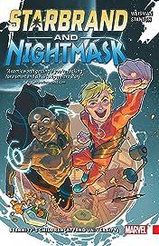 Starbrand & Nightmask: Eternity's Children (Attend University)