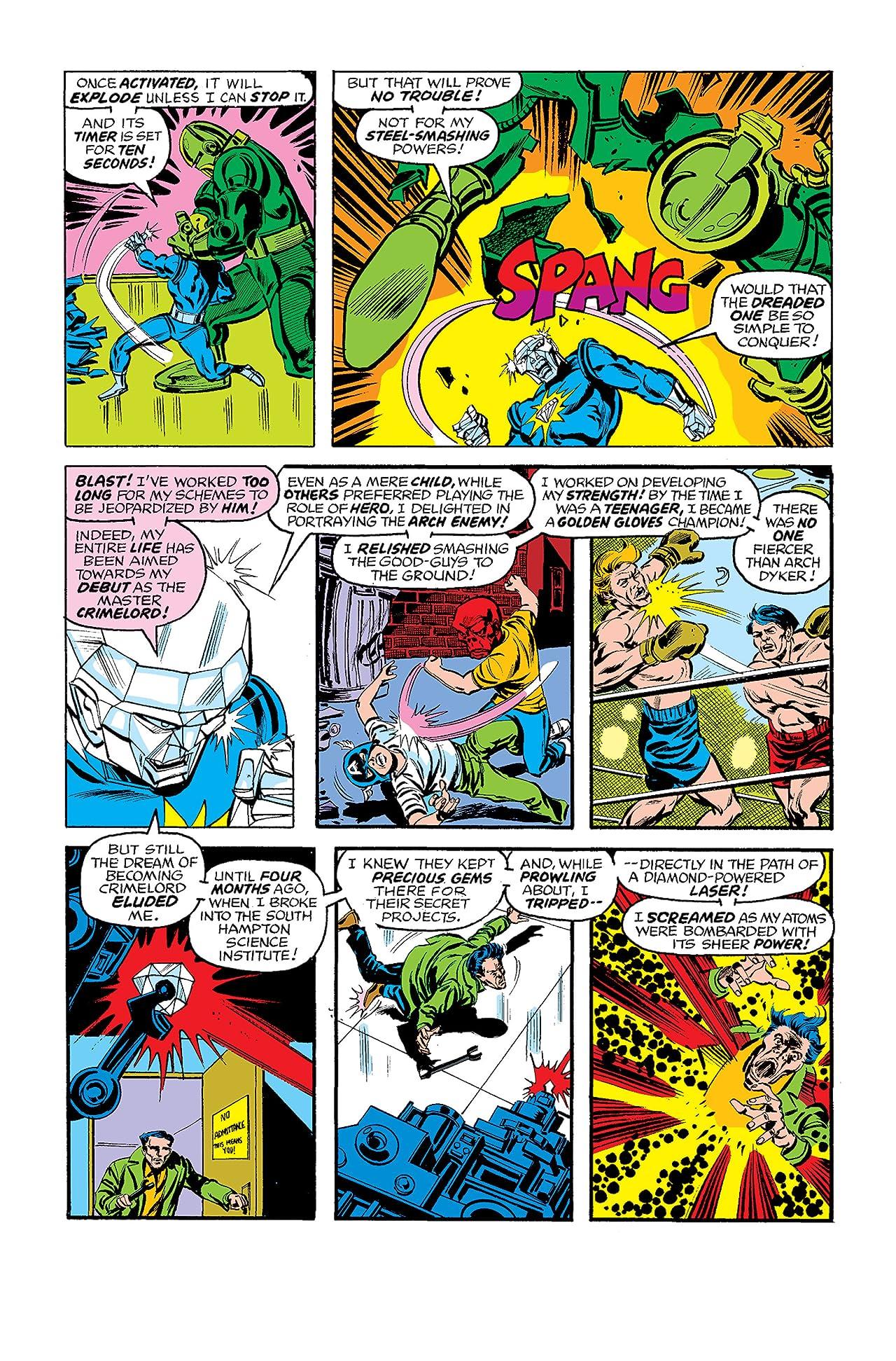 Nova (1976-1978) #3