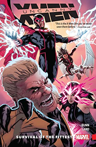 Uncanny X-Men: Superior Tome 1: Survival of the Fittest