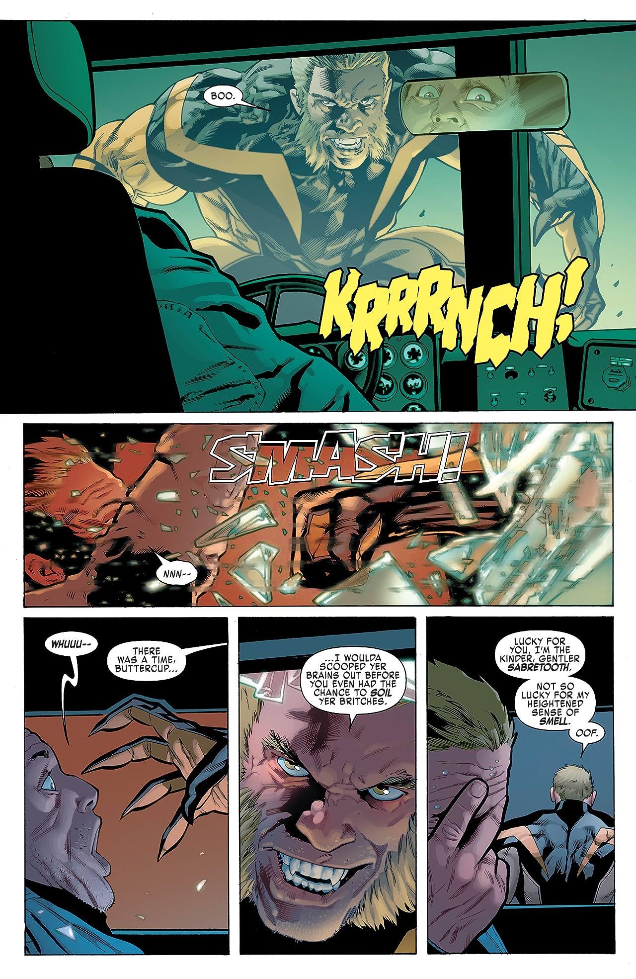 Uncanny X-Men: Superior Vol. 1: Survival of the Fittest