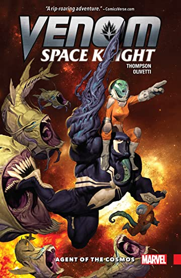 Venom: Space Knight Vol. 1: Agent of the Cosmos