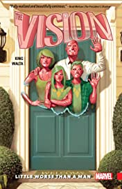 Vision Tome 1: Little Worse Than A Man