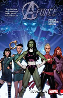 A-Force Tome 1: Hypertime