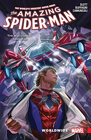 Amazing Spider-Man: Worldwide Tome 2