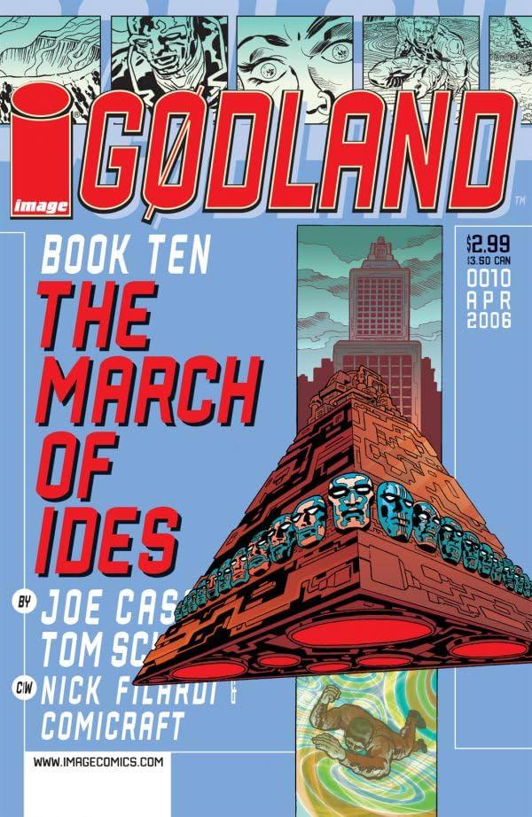 Godland #10
