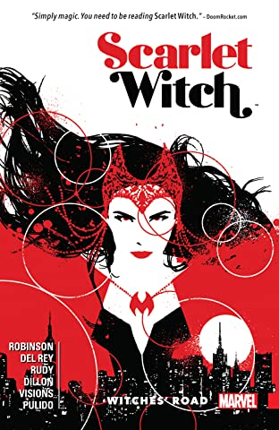 Scarlet Witch Tome 1: Witches' Road