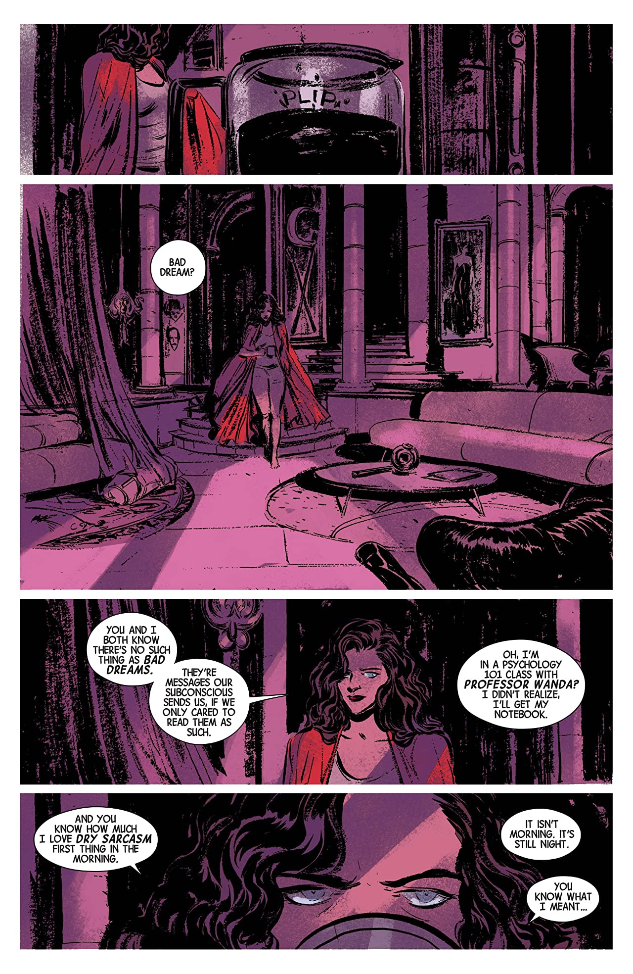 Scarlet Witch Vol. 1: Witches' Road