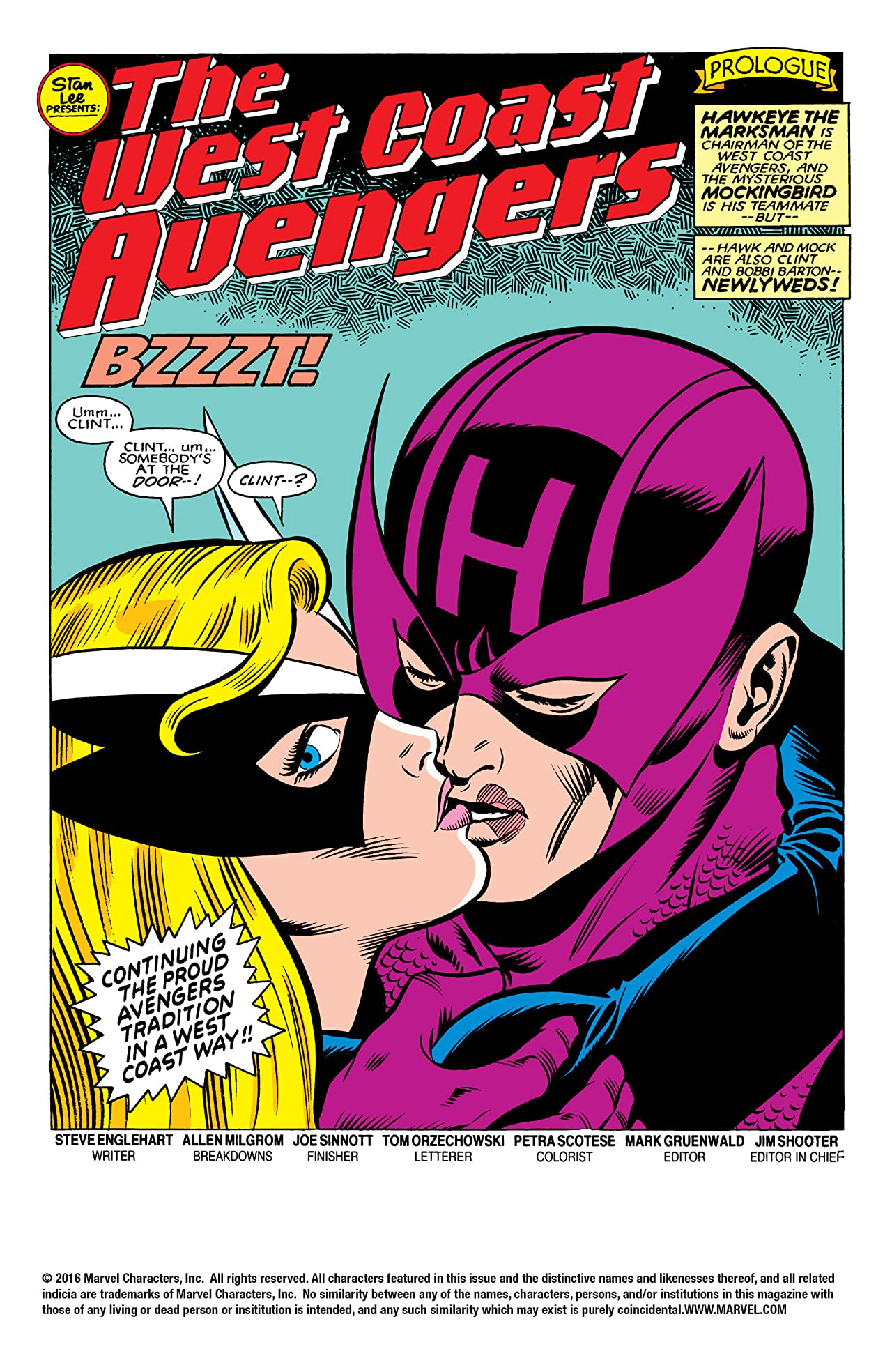 Avengers: West Coast Avengers - Family Ties