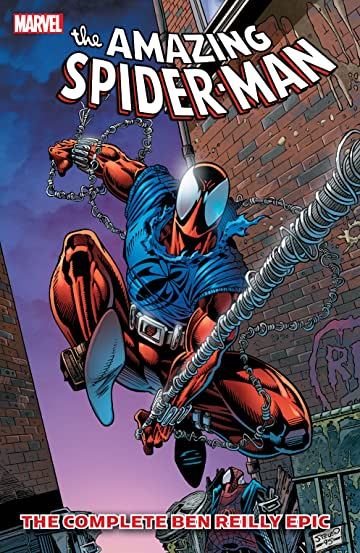 Spider-Man: The Complete Ben Reilly Epic Vol. 1