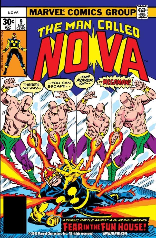 Nova (1976-1978) #9