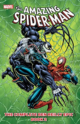 Spider-Man: The Complete Ben Reilly Epic Vol. 2