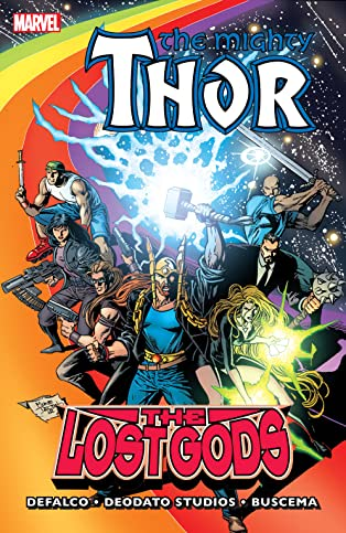 Thor: The Lost Gods
