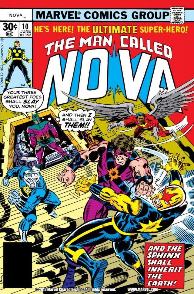 Nova (1976-1978) #10