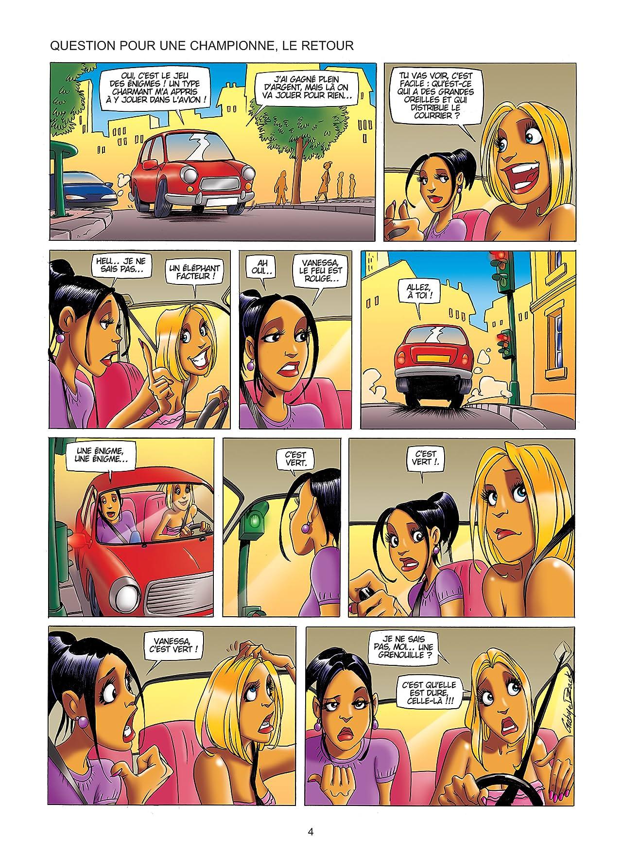 Les Blondes Vol. 4: Plus Blondes que jamais !