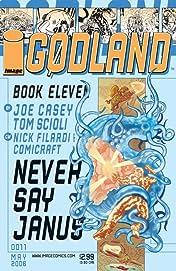 Godland #11