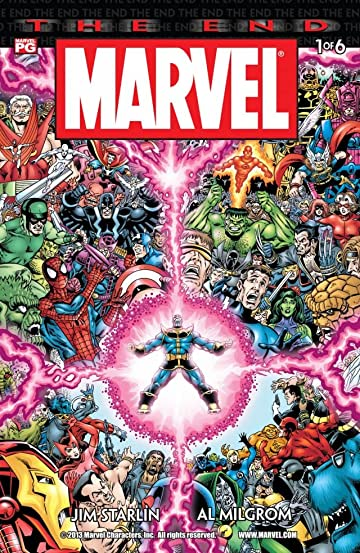 Marvel Universe: The End #1 (of 6)