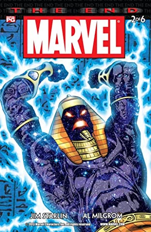 Marvel Universe: The End #2 (of 6)