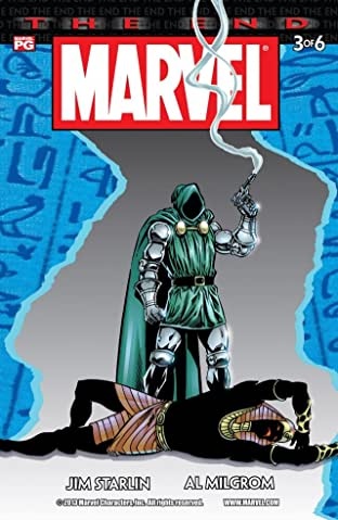 Marvel Universe: The End No.3 (sur 6)