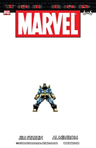 Marvel Universe: The End #6 (of 6)