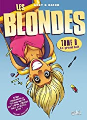 Les Blondes Vol. 8: Le grand huit