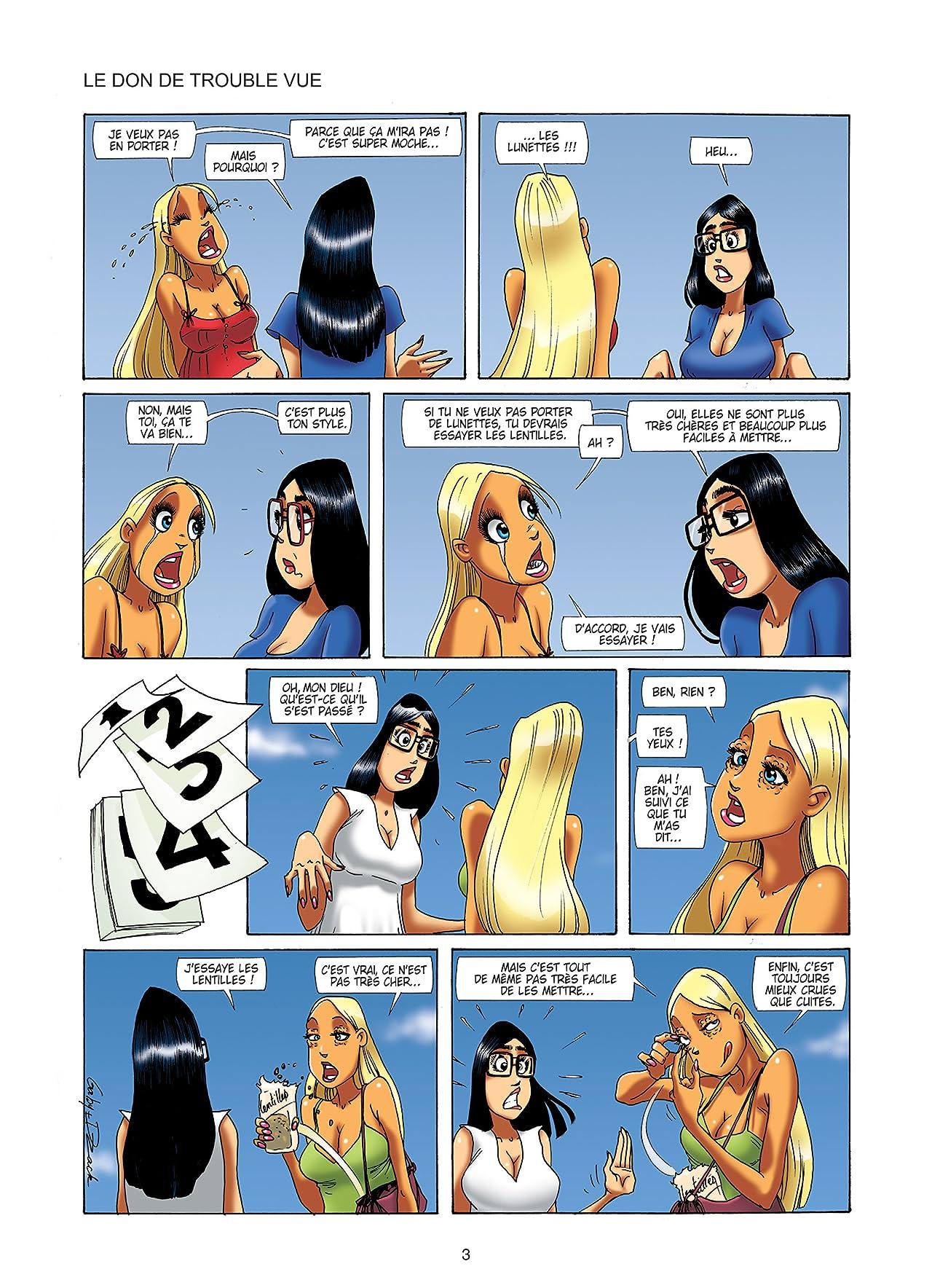 Les Blondes Vol. 11: Plus blondes que blondes !