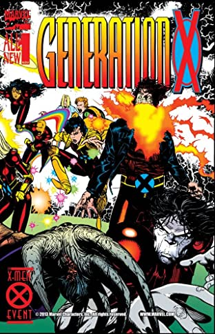 Generation X (1994-2001) #1