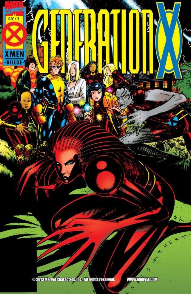 Generation X (1994-2001) #2