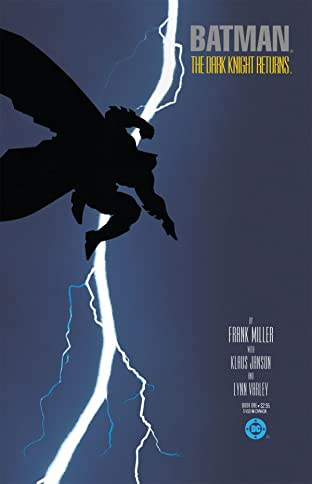Batman: The Dark Knight Returns No.1