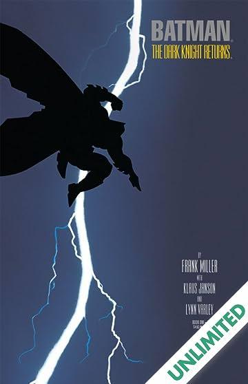 Resultado de imagen de Batman: The Dark Knight Returns