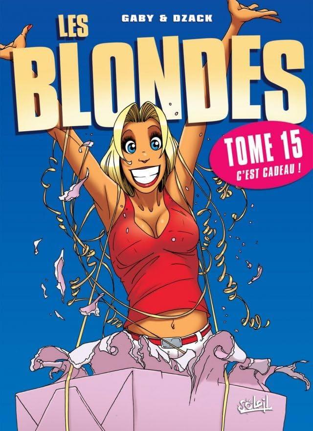 Les Blondes Vol. 15: C'est cadeau !