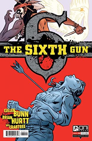 The Sixth Gun No.30