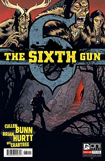 The Sixth Gun #31