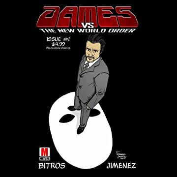 James vs The New World Order #1