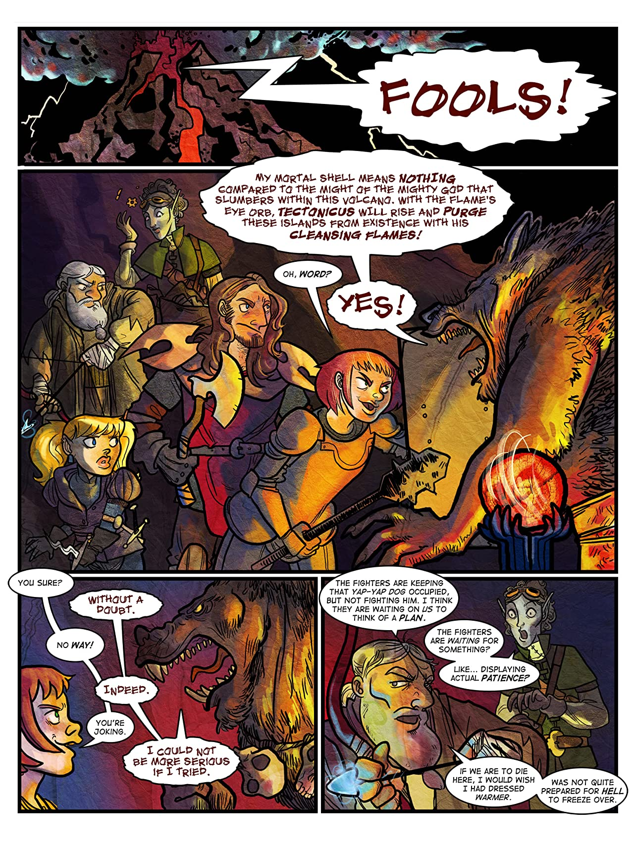Guilded Age #1