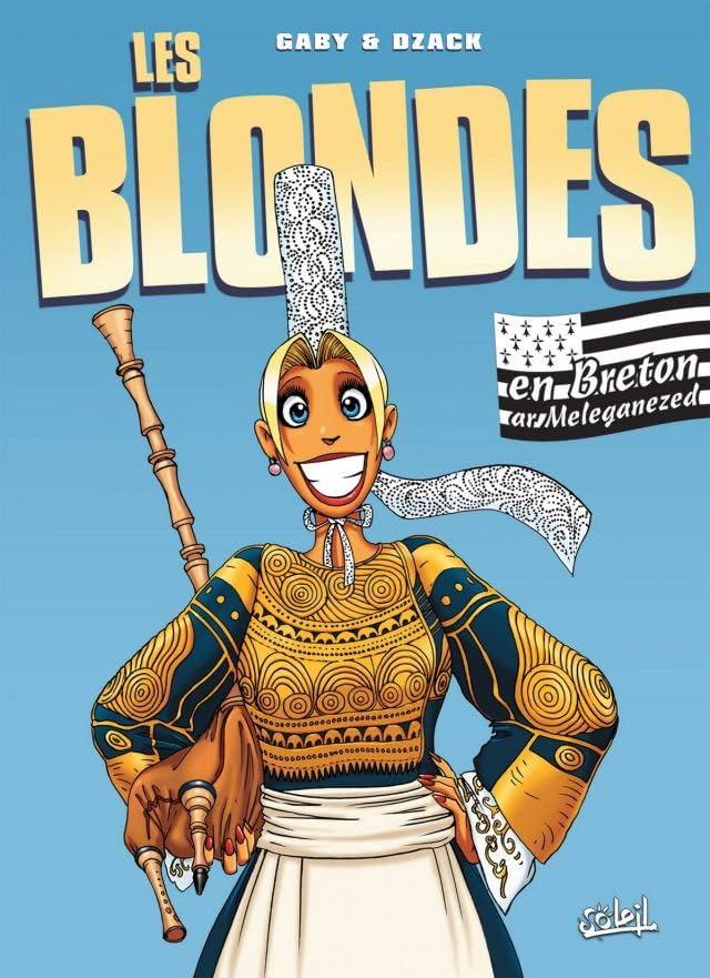 Les Blondes: en breton
